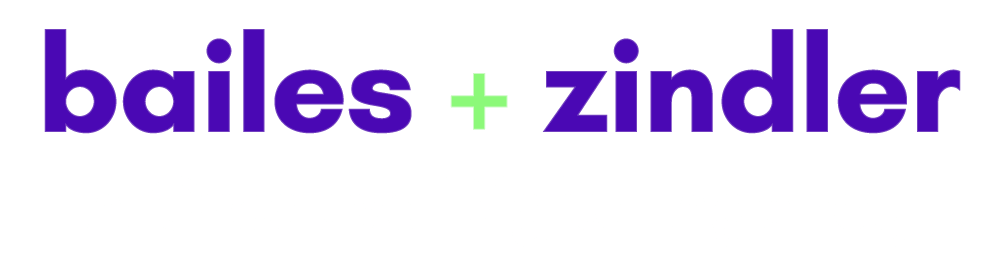 bailes + zindler is a creative digital agency specializing in web design in the Southern United States